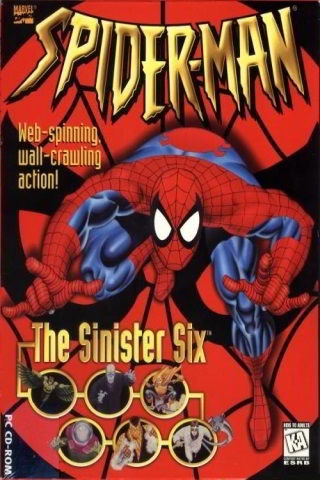 Marvel Comics Spider-Man: The Sinister Six