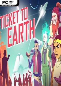Ticket to Earth Episode 1-2