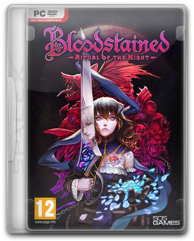 Bloodstained: Ritual of the Night (2019)