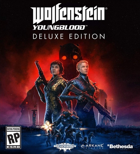 Wolfenstein: Youngblood (2019) PC | Repack от xatab