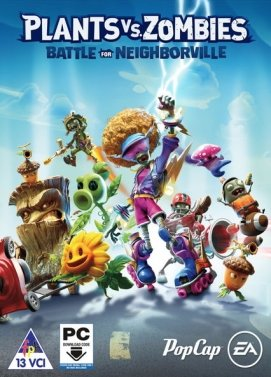 Plants vs. Zombies: Battle for Neighborville (2019)