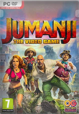 JUMANJI: The Video Game (2019)