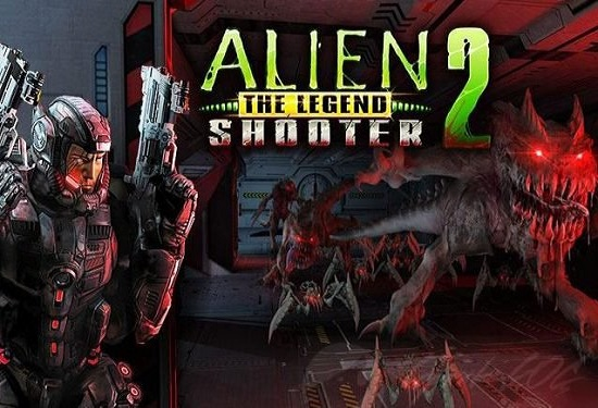 Alien Shooter 2 - The Legend (2020)